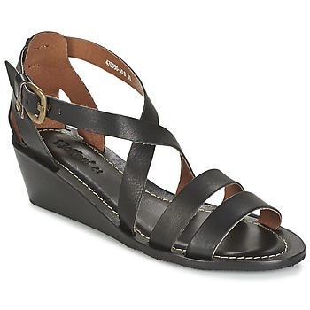 Shoes Women Sandals Kickers FANTASIA Black