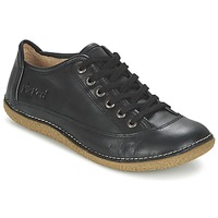 Shoes Women Derby shoes Kickers HOLLYDAY Black