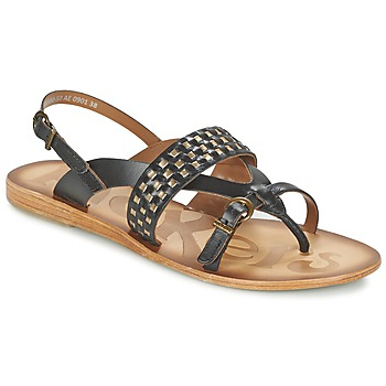 Shoes Women Sandals Kickers NEWTONG Black