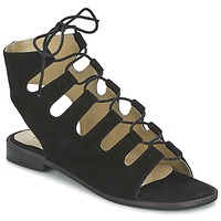 Shoes Women Sandals Betty London EBITUNE Black