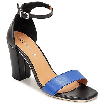 Shoes Women Sandals Balsamik FORTA Black / Blue