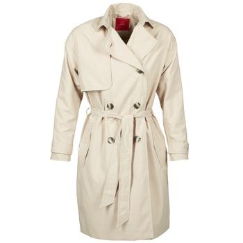 material Women Trench coats S.Oliver REVISU Beige