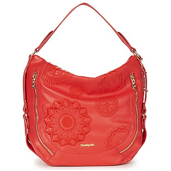 Bags Women Shoulder bags Desigual MARTETA ALEXA Red