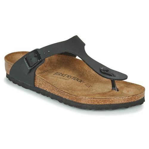 Shoes Flip flops Birkenstock GIZEH Black