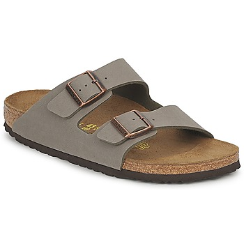 Shoes Women Mules Birkenstock ARIZONA Stone
