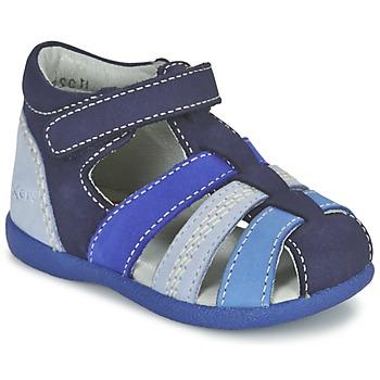 Shoes Boy Sandals Kickers BABYSUN MARINE / Blue