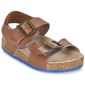 Shoes Boy Sandals Kickers NANTI Brown