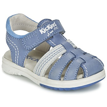 Shoes Boy Sandals Kickers PLATINIUM Blue