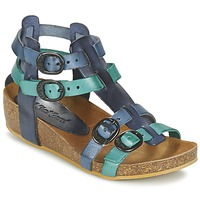 Shoes Girl Sandals Kickers BOMDIA Blue