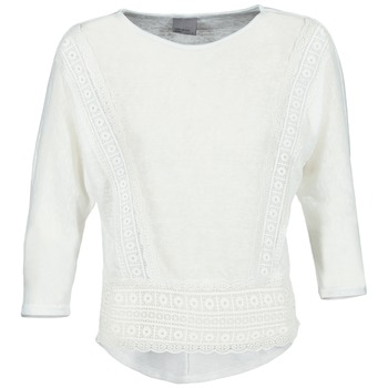 material Women Long sleeved shirts Vero Moda MYBELLA White