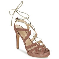 Shoes Women Sandals Fericelli BAIOLA Nude
