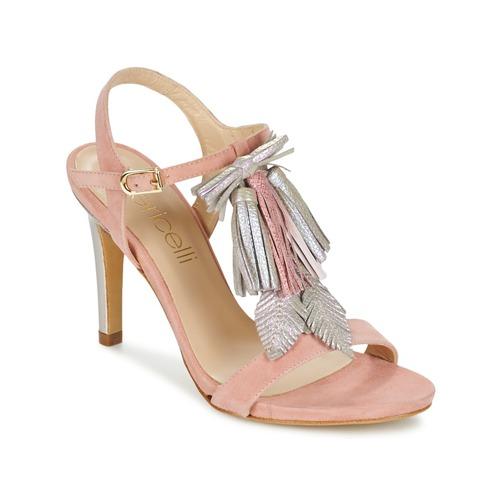 Shoes Women Sandals Fericelli PATIERNA Pink