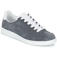 Shoes Women Low top trainers Yurban EMARTI Grey