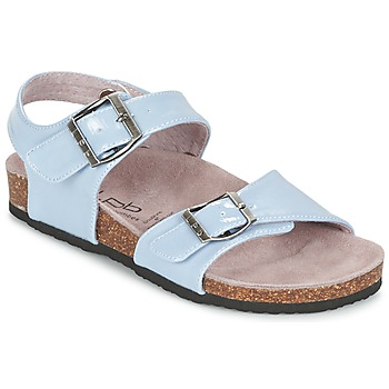 Shoes Girl Sandals Les P'tites Bombes J ROSE Blue