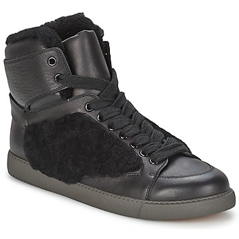 Shoes Women High top trainers See by Chloé SB23158 Black
