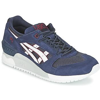 Shoes Men Low top trainers Asics GEL-RESPECTOR Blue