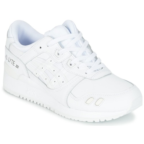 Asics GEL-LYTE III White - Fast delivery with Spartoo Europe ... 1d657162b300