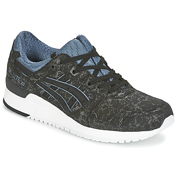 Shoes Low top trainers Asics GEL-LYTE III Black / Blue