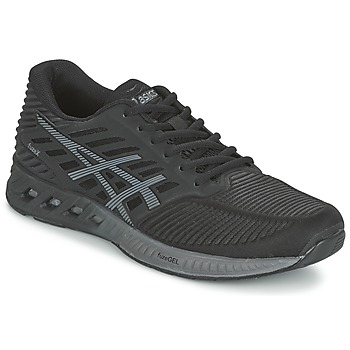 Shoes Men Running shoes Asics FUZEX Black