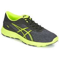 Shoes Men Running shoes Asics NITROFUZE Grey / Yellow