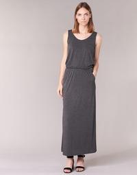material Women Long Dresses Betty London ERLIE Grey
