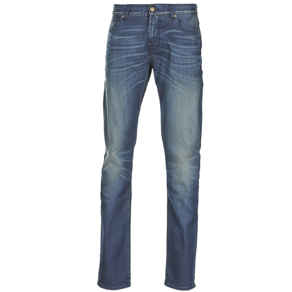 7 for all Mankind RONNIE ELECTRIC MIND Blue / MEDIUM