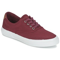 Shoes Men Low top trainers Yurban ELIOUNE Bordeaux