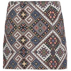 material Women Skirts Betty London ELETETTE Multicoloured