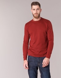 material Men jumpers BOTD ELABASE ROUND Red