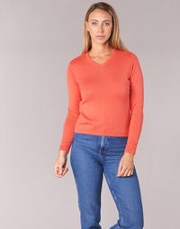 material Women jumpers BOTD ECORTA VEY Orange