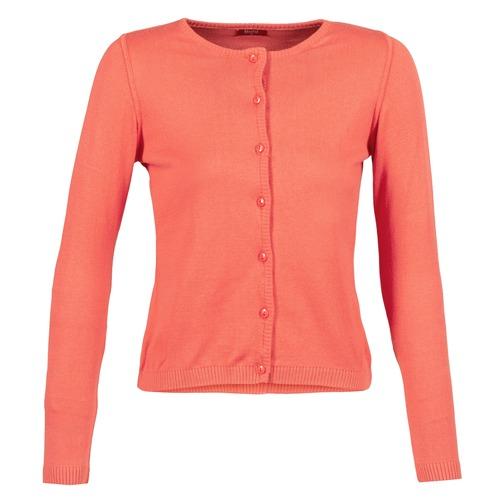 material Women Jackets / Cardigans BOTD EVANITOA Orange