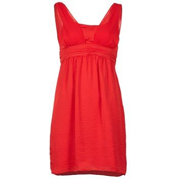 material Women Short Dresses Naf Naf KYARINA Red