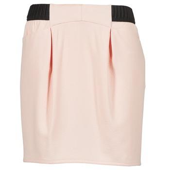 material Women Skirts Naf Naf EOSA Pink