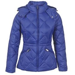 material Women Duffel coats Benetton FOULI Blue