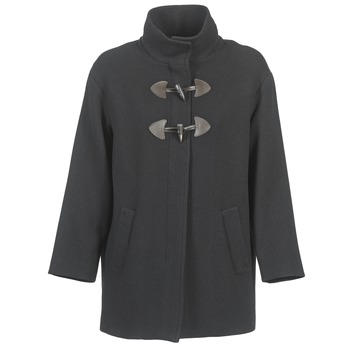 material Women coats Benetton DILO Black