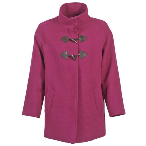 material Women coats Benetton DILO Pink