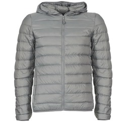 material Men Duffel coats Benetton FOULI Grey