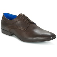 Shoes Men Derby shoes Carlington MECA Brown