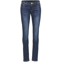 material Women slim jeans Yurban EBANE Blue / Medium