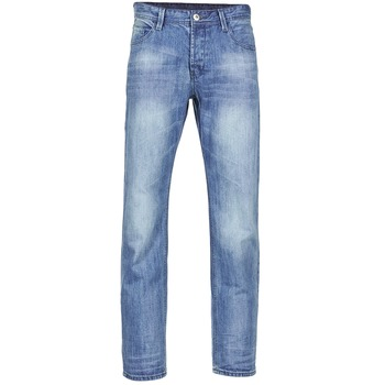 material Men straight jeans Yurban EMIGUEL Blue / Clear