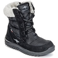 Shoes Girl Snow boots Kangaroos CUPY JUNIOR Black