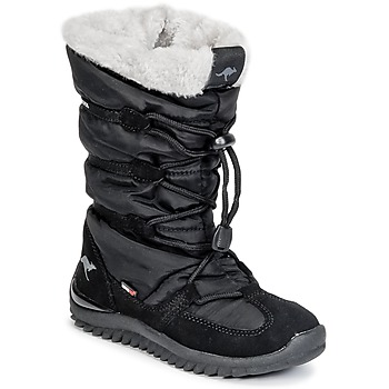Shoes Women Snow boots Kangaroos PUFFY III JUNIOR Black