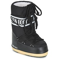 Shoes Children Snow boots Moon Boot MOON BOOT NYLON Black
