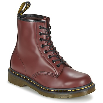 Shoes Mid boots Dr Martens 1460 Cherry