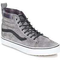 Shoes High top trainers Vans SK8-HI MTE Grey