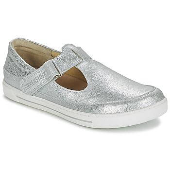 Shoes Children Sandals Birkenstock ABILENE Silver