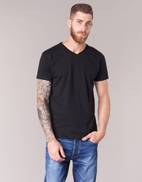 material Men short-sleeved t-shirts BOTD ECALORA Black
