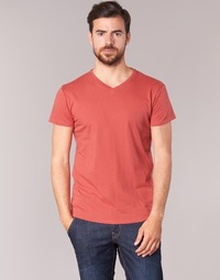 material Men short-sleeved t-shirts BOTD ECALORA Red