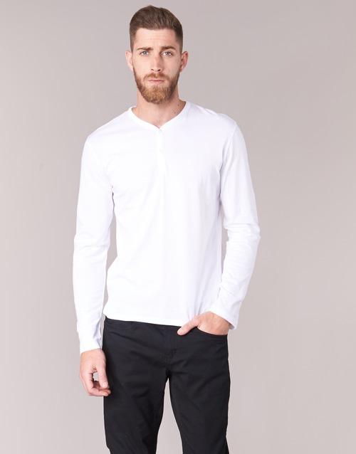 material Men Long sleeved shirts BOTD ETUNAMA White