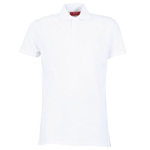 material Men short-sleeved polo shirts BOTD EPOLARO White